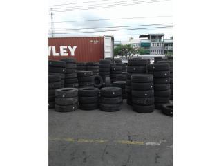 4 Gomas Usadas 235/65/17 Kumho, Puerto Rico