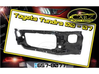 Soporte de RADIADOR Toyota TUNDRA 00 - 06, Puerto Rico