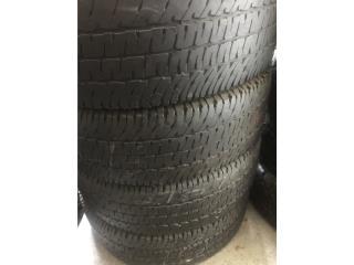 4 gomas 275/70/18 Bridgestone, Puerto Rico