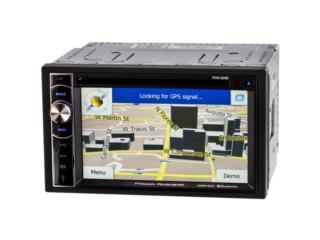 AM-FM-CD-DVD-BT-GPS, Puerto Rico