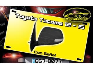 Espejo RETROVISOR Toyota TACOMA 12 - 15, Puerto Rico