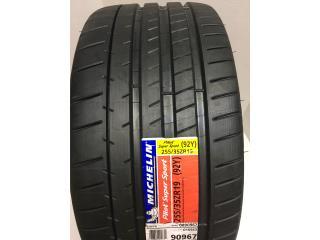 Michelin 255/35ZR19 Pilot Super Sport, Puerto Rico
