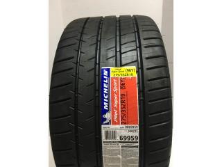 Michelin 275/35ZR19 Pilot Super Sport , Puerto Rico