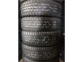 4Gomas 255-70-18 Bridgestone, Puerto Rico