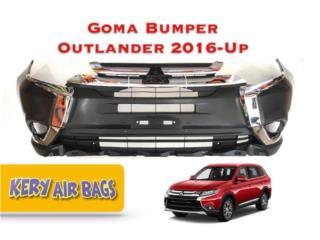 Goma Bumper Outlander 2016-Up, Puerto Rico