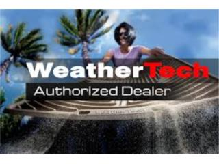 WeatherTech Dealer Autorizado , Puerto Rico