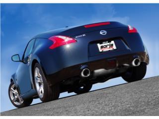 370Z 2009-2018 Cat-Back™ Exhaust S-Type, Puerto Rico