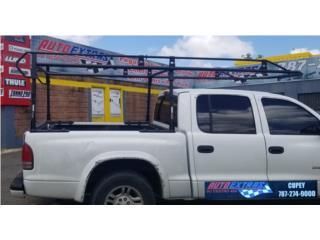 Rack comercial para pick up, Puerto Rico