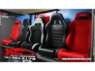NRG- RACING SEATS  DESDE $399.95 (PAR), Puerto Rico