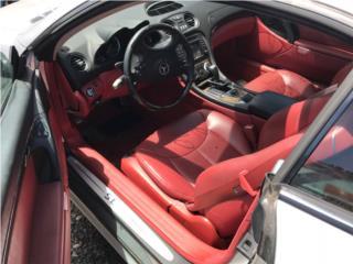 #1204 2004 Mercedes-Benz  SL500, Puerto Rico