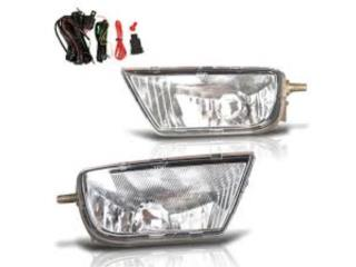 FOG LAMPS TOYOTA SIENNA 1998 A 2003, Puerto Rico