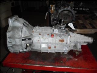 92-01 Ranger-B2300-B2500 Transmisión Standar, Puerto Rico