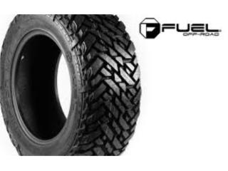 FUEL MT TIRES, Puerto Rico
