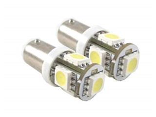 LED #57, WHITE, 5 LED'S SMD (100 ESTILOS MAS), Puerto Rico
