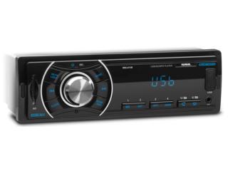 RADIO SSL CON BLUETOOH-AUX-USB (NO CD), Puerto Rico