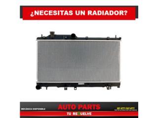 Radiadores/Radiators -  RADIADORES GRAN VARIEDAD PARA MITSUBISHI Puerto Rico