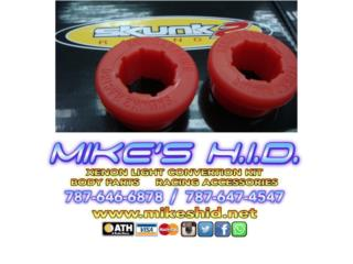 BUSHINGS PARA CONTROL ARMS, Puerto Rico