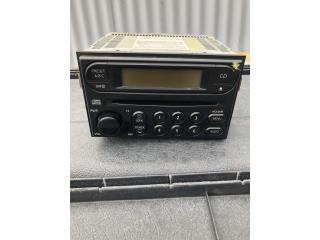 Radios Musica/Car Stereos - Radio Nissan frontier 2003 Puerto Rico