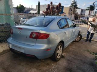 Tapa de baul Mazda 3 2008, Puerto Rico