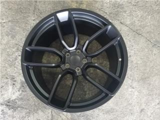 """AROS 20"""" DODGE HELLCAT FLOW FORGED, Puerto Rico"""