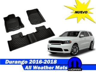 All Weather Mats de Durango 2016-018, Puerto Rico