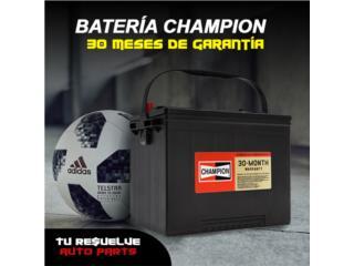 Baterias - Batería 24-600CH Puerto Rico
