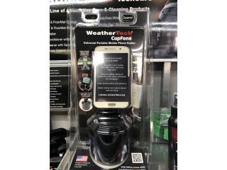 WeatherTech PR - CupFone, Puerto Rico