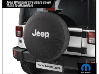 Spare Tire Cover  - Jeep Wrangler , Puerto Rico
