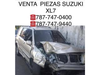 Compuerta Suzuki XL7 , Puerto Rico