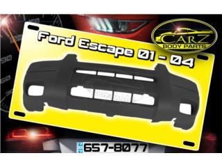 BUMPER Ford ESCAPE 2001 - 2004, Puerto Rico