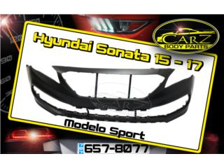 BUMPER Hyundai SONATA 2015 - 2017 (SPORT), Puerto Rico