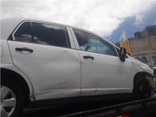 Muffle Nissan Versa, Puerto Rico