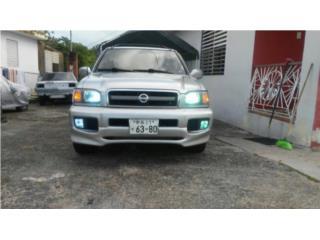 FRONT LIP DE TACOMA PARA PATHFAINDER 99-04, Puerto Rico