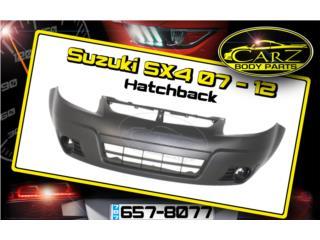 BUMPER Suzuki SX4 2007 - 2012 (Hatchaback), Puerto Rico