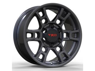 Aros / Wheels - AROS TRD CLASSIC 17