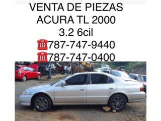 Muffle Acura TL 2000, Puerto Rico
