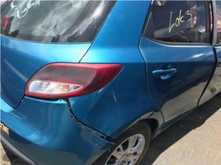 Compuerta Mazda 2 2012, Puerto Rico