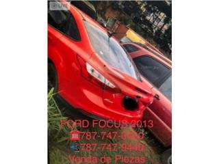 Tapa de baul Ford Focus 2012-2014, Puerto Rico