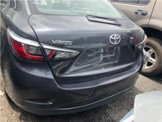 Baul Toyota Yaris 2017-2018, Puerto Rico