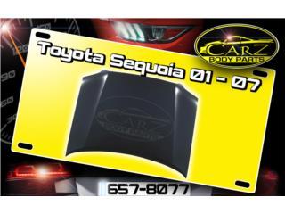 BONETE Toyota SEQUOIA 2001 - 2007, Puerto Rico