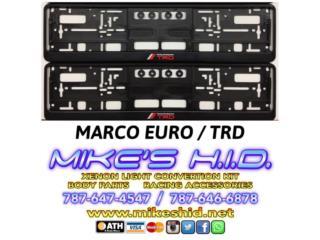MARCO  / EURO / TRD, Puerto Rico