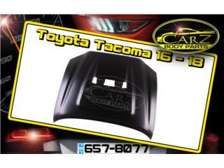 BONETE Toyota TACOMA 2016 - 2018 (SCOOP), Puerto Rico