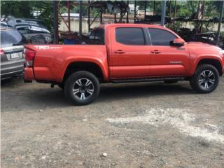 Compuerta Toyota Tacoma 2016-2019, Puerto Rico