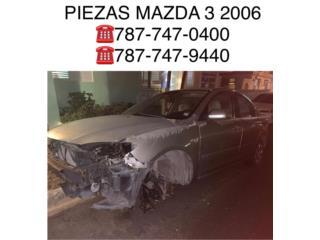 Mazda 3 2016, Puerto Rico