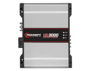 Taramps | HD 3000 - 1 OHM, Puerto Rico
