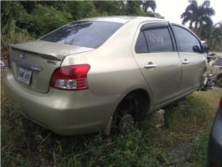Toyota Yaris Sedan 2008 2009 2010 2011 2012, Puerto Rico