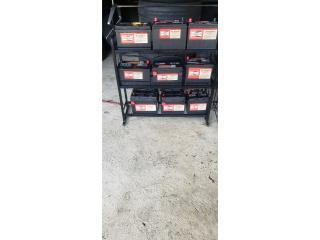 Bateria size 65 -750ch, Puerto Rico