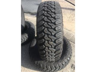 4 Neumáticos Tracción 31x10-50.15 LT, Puerto Rico
