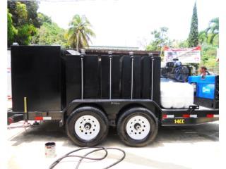 Diseño de Camiónes Despacho de Fluidos, Puerto Rico