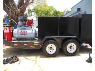 Monta Tu Negocio - Camiónes Despacho Fluidos, Puerto Rico